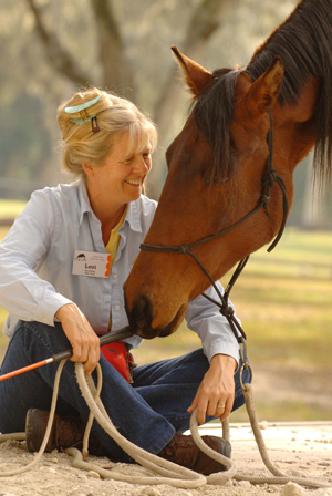 Lori Northrup - Parelli Horsemanship Fund